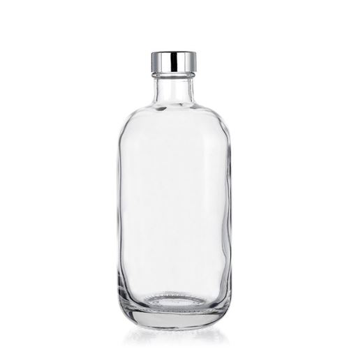 """500ml Klarglasflasche """"Lotto"""" GPI-Verschluss"""