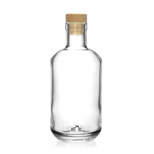 """500ml Klarglasflasche """"Vienna"""""""