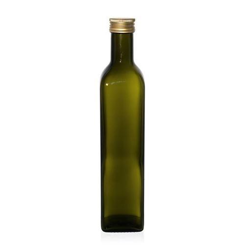 "500ml antikgrüne Flasche ""Marasca"""