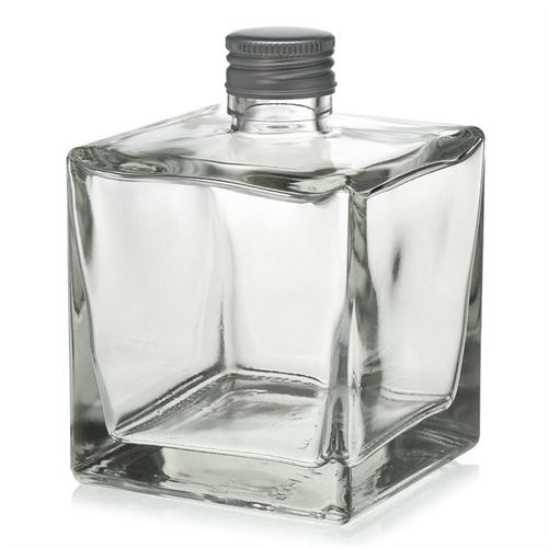"Botella con tapón de rosca ""Cube"" de 500 ml"