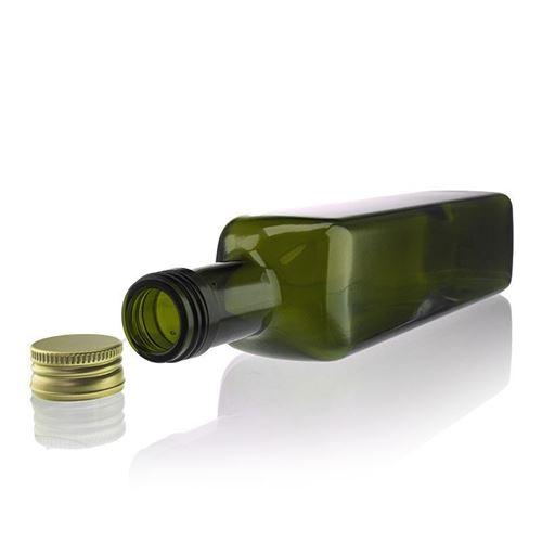 "500ml botella verde antiguo ""Marasca"""