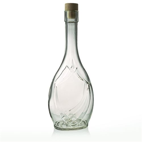 """500ml bouteille en verre """"Saragossa"""""""