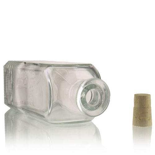 """500ml bouteille en verre clair """"Sandy"""""""