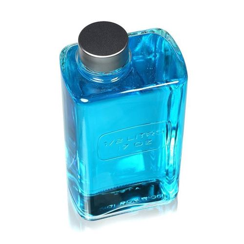 "500ml bouteille verre clair ""Optima Lattina"""