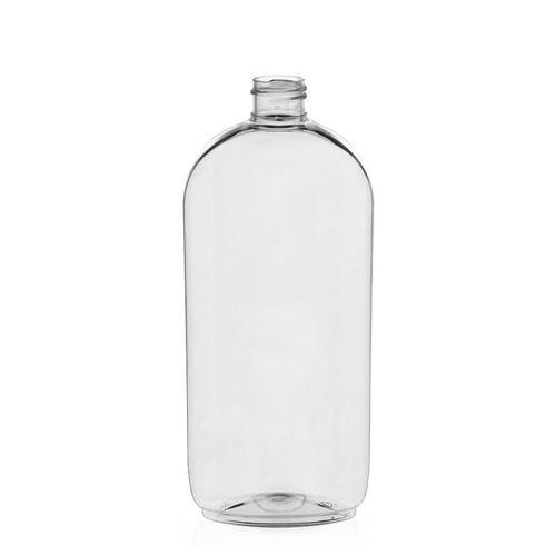 "500ml ovale Pet-Flasche ""Iris"""