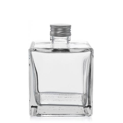 "500ml Schraubverschlussflasche ""Cube"""