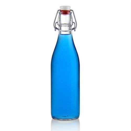 """500ml Bügelverschlussflasche """"Milo"""""""