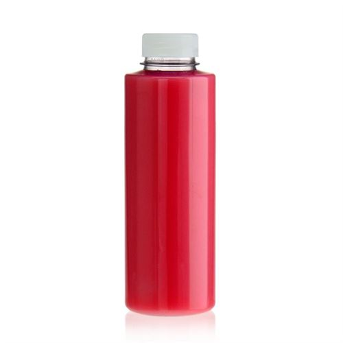 "500ml Botella PET con gollete ancho ""Everytime"" blanco"