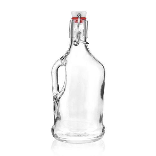 """500ml Bottiglia con chiusura meccanica """"Classica"""""""
