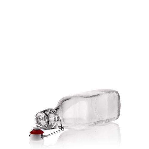 """500ml Bottiglia con chiusura meccanica """"Jumper"""""""