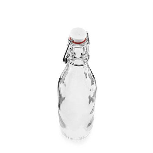 """500ml Bottiglia con chiusura meccanica """"Milo"""""""