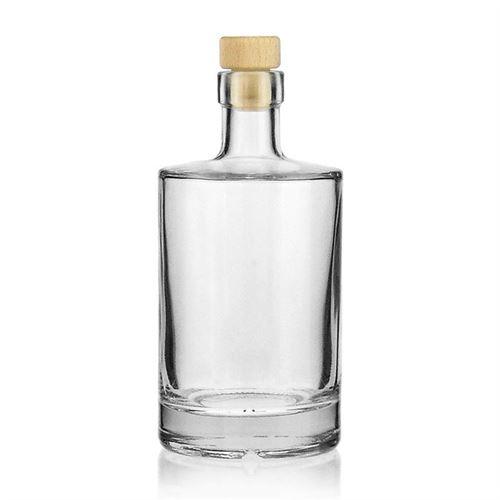 "500ml Bottiglia in vetro chiaro ""Aventura"""