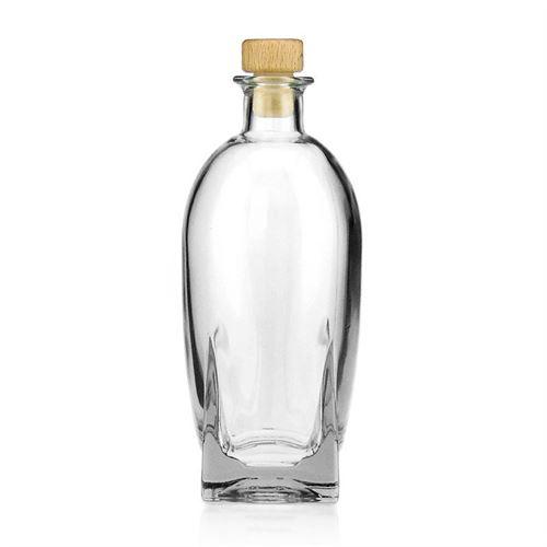 """500ml Bottiglia in vetro chiaro """"Zino"""""""