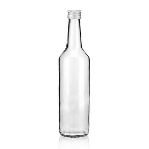 500ml Geradhalsflasche