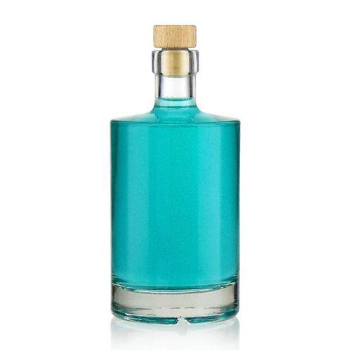 "500ml Klarglasflasche ""Aventura"""