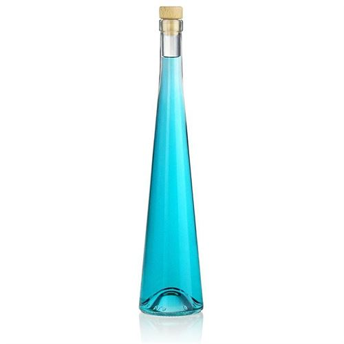 "500ml Klarglasflasche ""Luciano"""