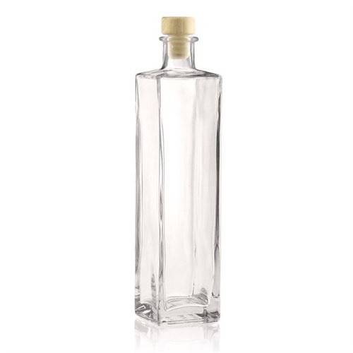 "500ml Klarglasflasche ""Rafaello"""