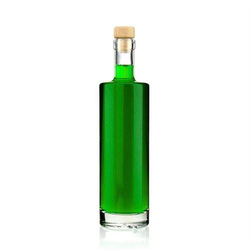 "500ml Klarglasflasche ""Titano"""