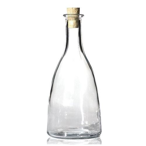 """500ml Klarglasflasche """"Viola"""""""
