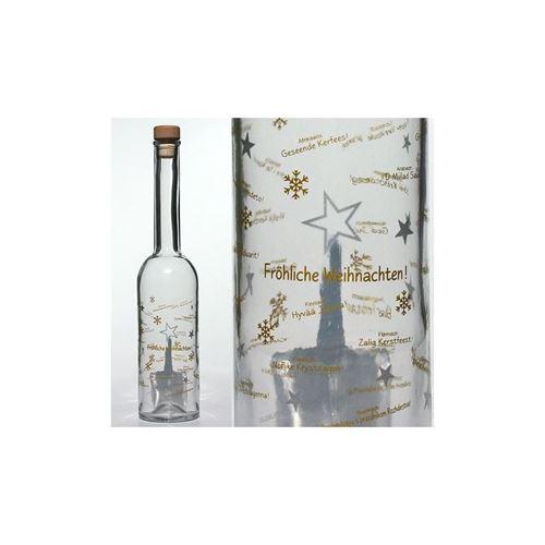 """500 ml bouteille Opera """"Noël dans le monde""""."""