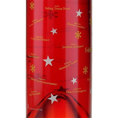 "500ml Opera stampata ""Natale nel mondo"""