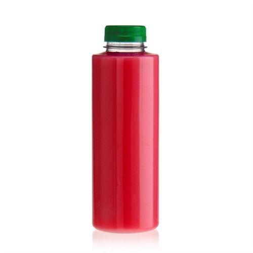 """500ml PET flaske med bred hals """"Everytime"""" grøn"""