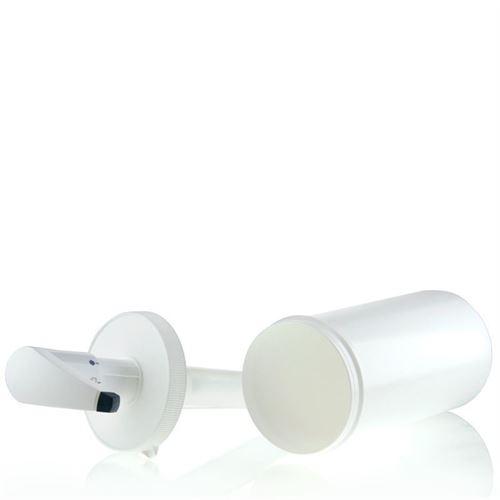 655ml Pompe distributeur avec securibox blanc (HVDS)