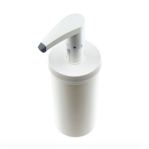 655ml Tapón Dispencer con securibox blanco (HVDS)
