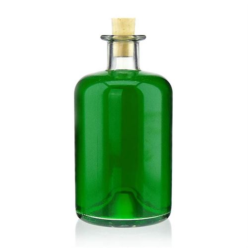 500ml apotekerflaske