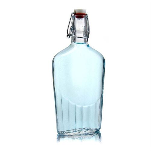 "500ml beugelsluiting fles ""Filippo"""