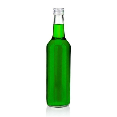 500ml botella con gollete recto