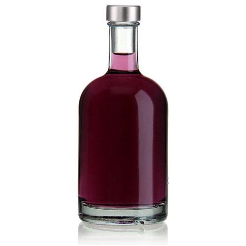 """500ml bottiglia in vetro chiaro """"First Class"""" con chiusura GPI"""