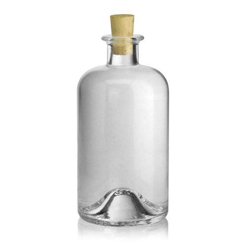 """500ml bouteille apothicaire """"Docteur"""""""