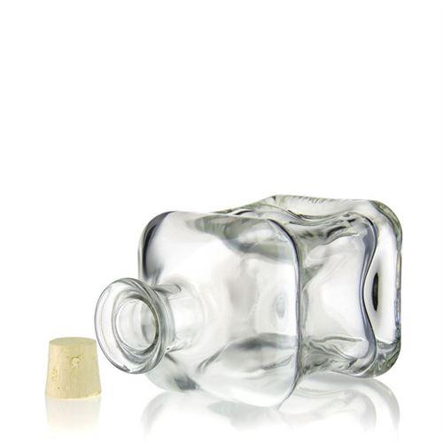 """500ml bouteille en verre clair """"Dublin"""""""