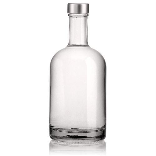 """500ml bouteille en verre clair """"First Class"""" avec bouchon GPI"""
