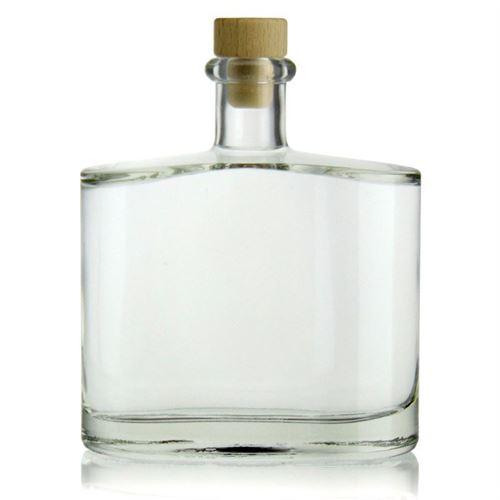 500ml bouteille en verre clair leonardo bouteilles et. Black Bedroom Furniture Sets. Home Design Ideas