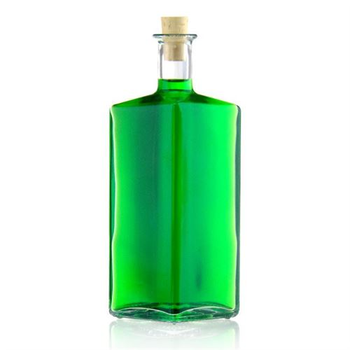 """500ml bouteille en verre clair """"Riva"""""""
