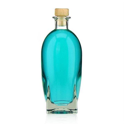 """500ml bouteille en verre clair """"Zino"""""""