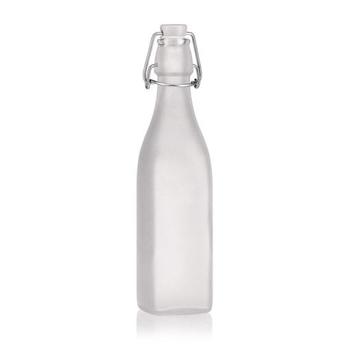"500ml bouteille glacée (verre mat) ""Jumper"""
