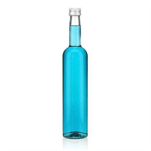 """500ml flaske """"Bordeaux"""", med skruelåg"""