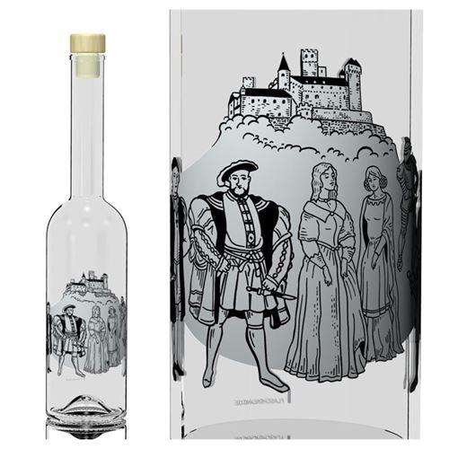 """500ml flaske """"Middelalder"""""""