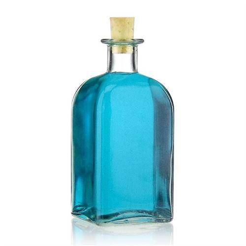 "500ml flaske i klart glas ""Apo Carree"""