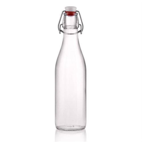 """500ml flaske med patentlåg """"Milo"""""""