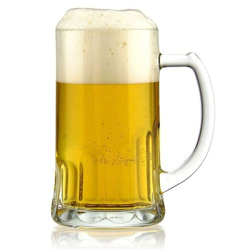 "500ml brocca per birra ""Europa"" (Rastal)"