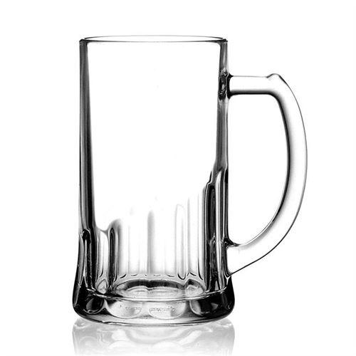 500ml chope de bière Europa (RASTAL)