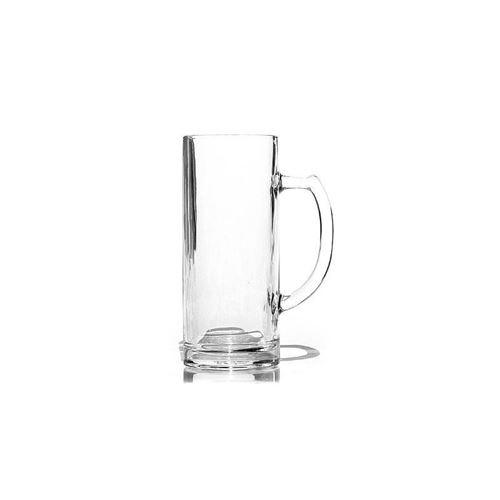 "500ml ølkrus i glas ""Gutsherren"" (RASTAL)"