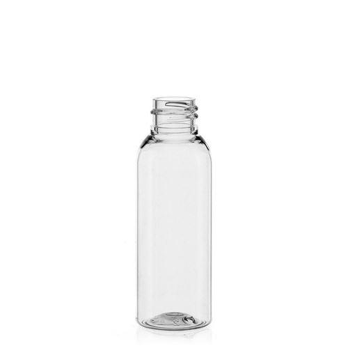 """50ml PET-Flasche """"Pegasus"""" Aluminium"""