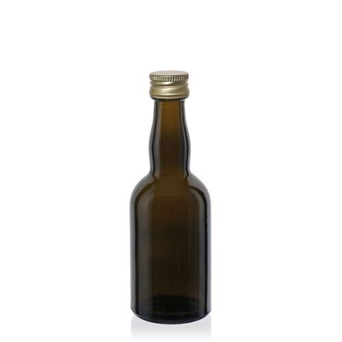 """50ml antikgrøn flaske """"Serenata"""""""