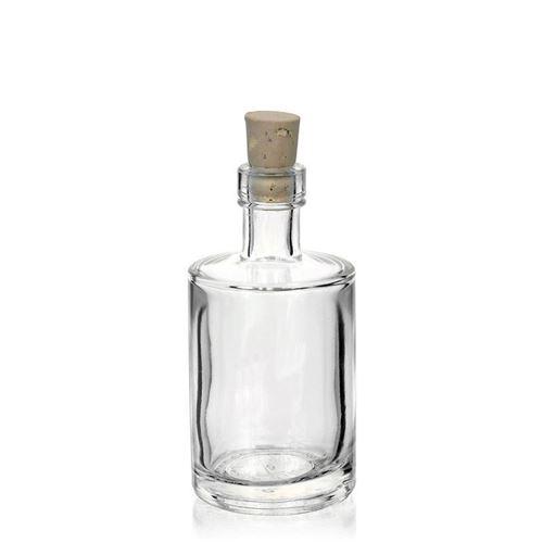 "50ml flaske i klart glas ""Aventura"""