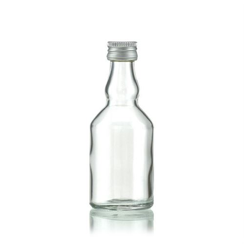 "50ml glazen fles ""Georgio"""